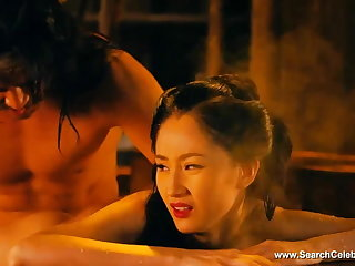 Leni Lan Yan - Sex coupled with Zen 3D Extreme Ecstacy - HD