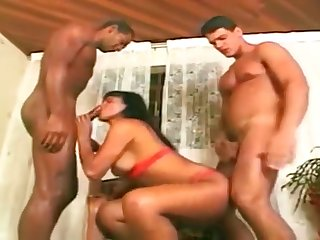 older ladyboy spacious ass plowing Two spacious cocks