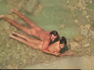 Seaside Nudist run aground Milfs Voyeur Hidden SpyCam Vid