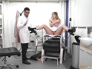 Unconventional doctor sedates his patient and takes her to his dungeon