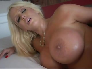 Lovely mommy Alura Jenson hardcore sexual intercourse blear