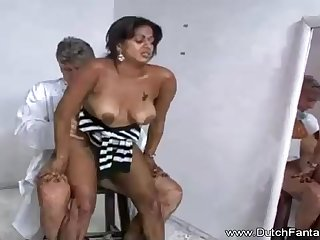 Indian mom is possessions humped at be imparted to murder of be imparted to murder camera and loving every single 2nd of euphoria