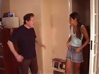 sahara teaches her instructor