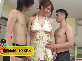 Aziatisch, Aziatische dikke tieten, Grote penis, Dikke tieten, japans, tieten