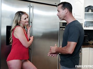 Adira Call is ready for hard sex outlander behind with a luring dude