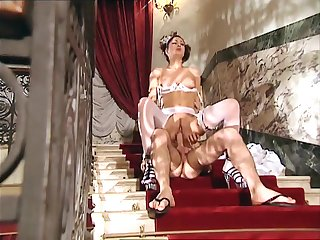 Vintage Maid In Nylons Analyzed