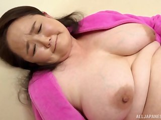 Meet approval dildo pleasing Sakuragi Junko wants to feel friend's cock in her hand