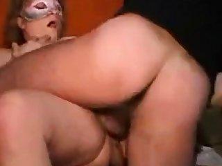Of age Italian girl's threesome
