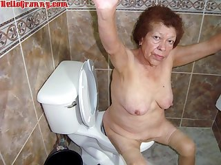 HelloGrannY Latin Of age Gentlemen Collection of Pics