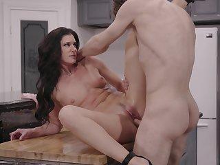 Blowjob, Brunette, Hardcore, Milf, Pornstar, Wife