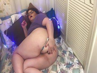 Lolli Pop - Plumper Bbw Makes Takings Candy. Sexy Anal Primate Large Jewliesparxx